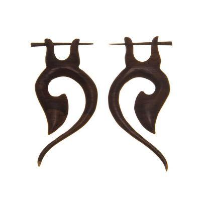 Earrings Sea Wave