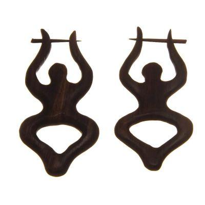 Earrings Manikin