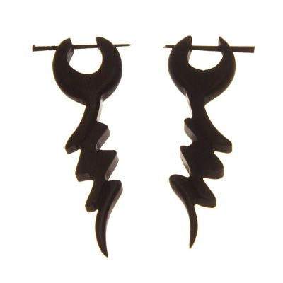 Earrings Lightnings