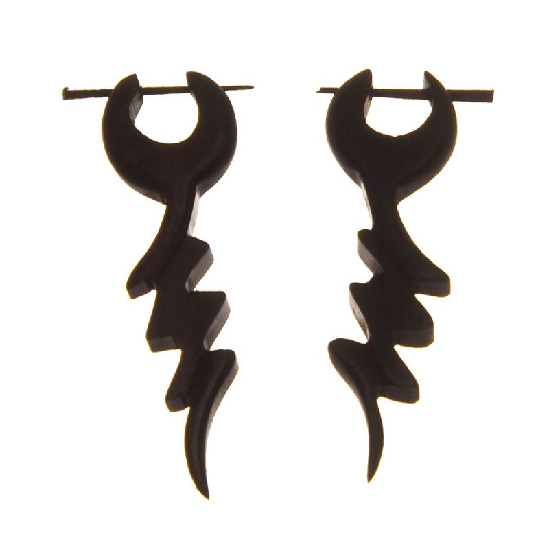 Earrings Lightnings