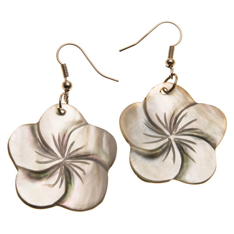 Earrings Pearly Bloom