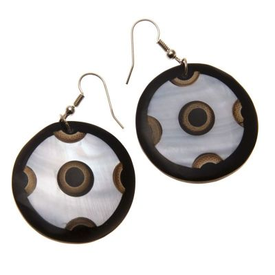 Earrings Bidadari's Eye