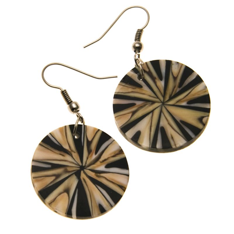 Earrings Small Bang at Midnight Indonesia