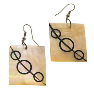 Earrings Orbit
