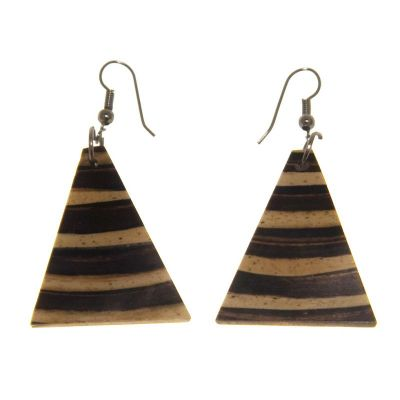 Earrings Bamboo Bells