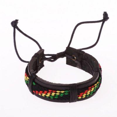 Bracelet Pelangi Rasta