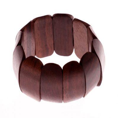 Wooden bracelet Syal Permai