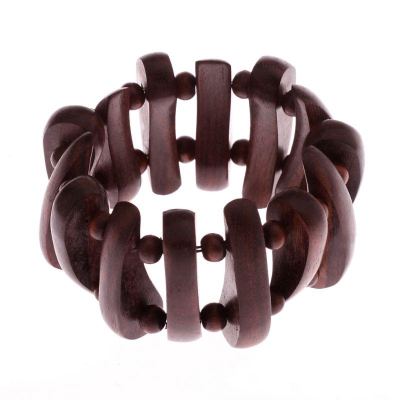 Wooden bracelet Pencandu Segala