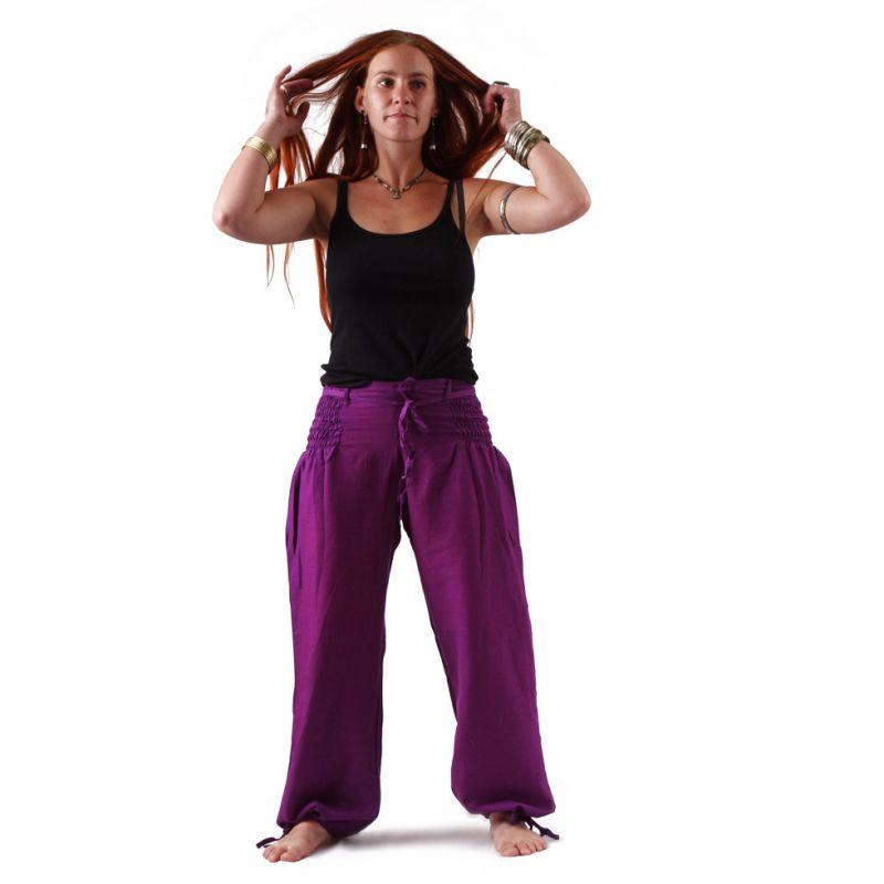 Trousers Rongga Ungu