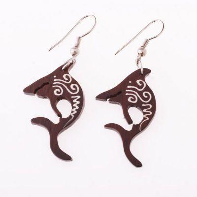Earrings Sharks