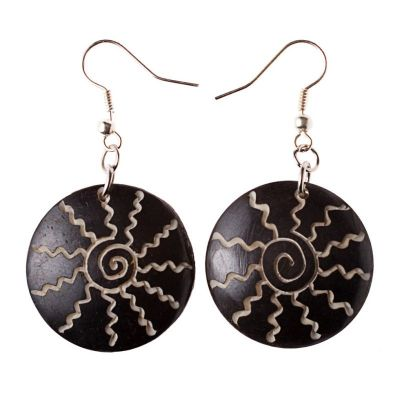 Earrings Birth of a Morning