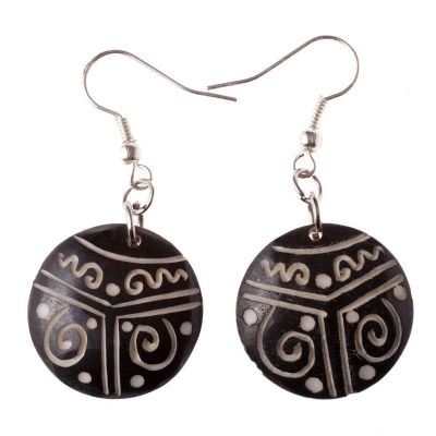 Earrings Harmony of the Contraries