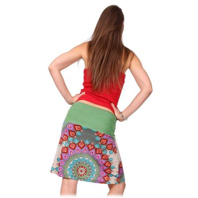 Middle-sized skirt Ibu Lirak