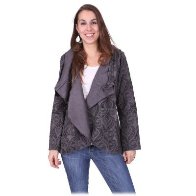 Jacket Kalavati Grey