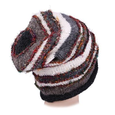Woollen hat Belang Berkilauan