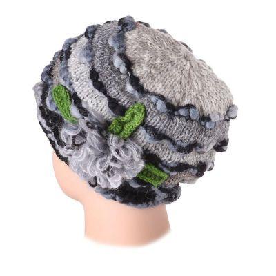 Woollen hat Indah Abu