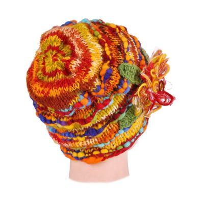 Woollen hat Indah Api
