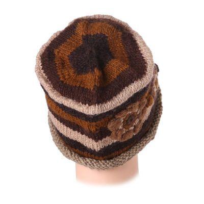 Woollen hat Bageshri Hutan