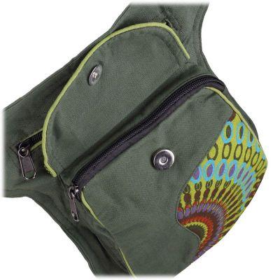 Money belt Japa Green