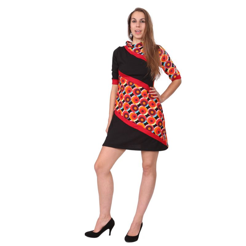 Autumn / Spring Dress Matanya Merah
