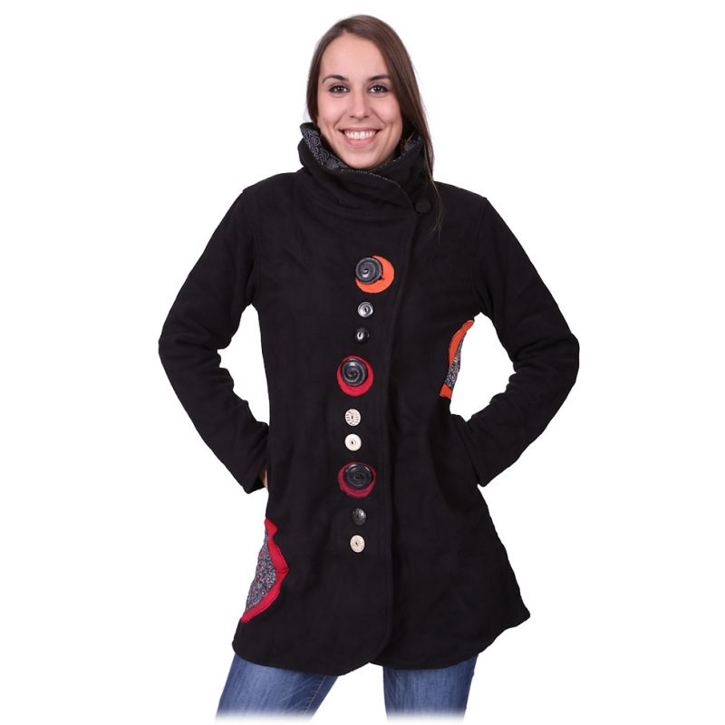 Jacket Ranjana Black