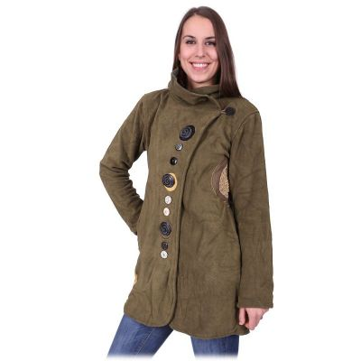 Jacket Ranjana Green