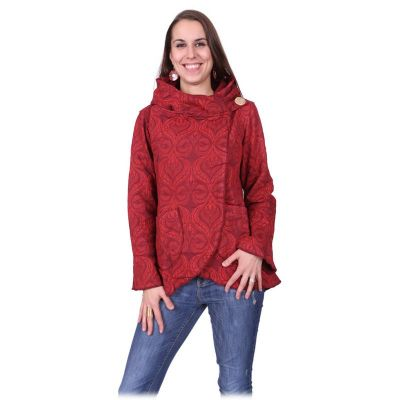 Jacket Kalavati Red | L, XL, XXL