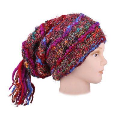 Hat Bingung Violet