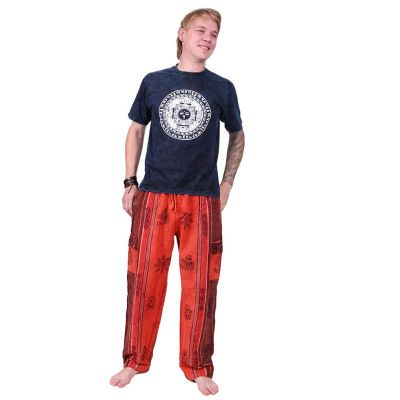 Trousers Gambar Red