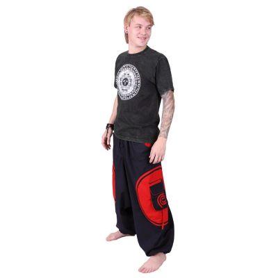 Trousers Bersulur Merah