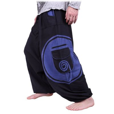 Men's trousers Bersulur Biru