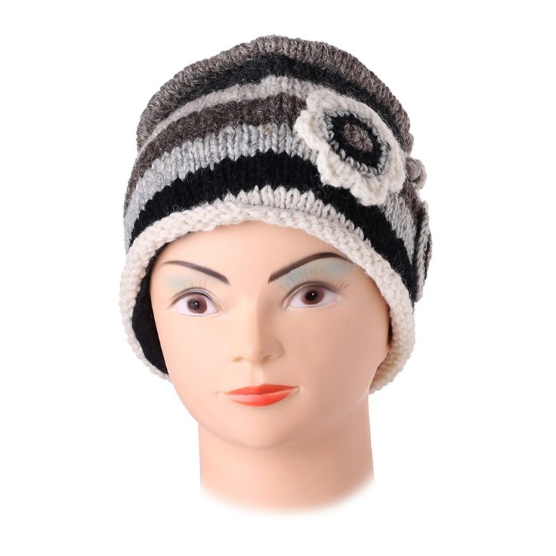Woollen hat Bageshri Abu