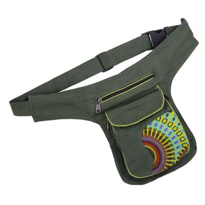 Money belt Japa Green