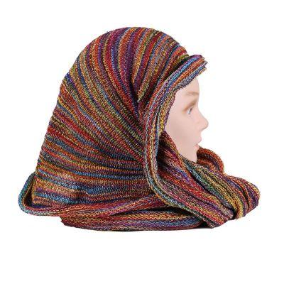 Infinity scarf Rainbow
