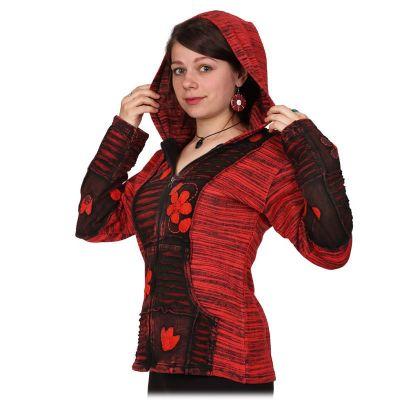 Jacket Merajut Mawar