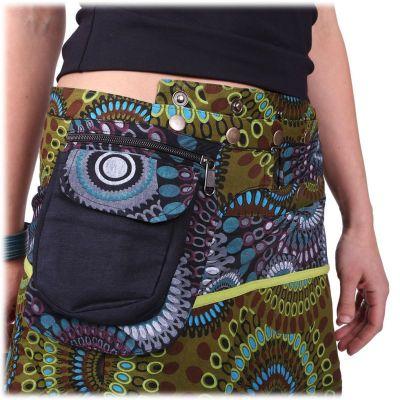 Wrap skirt Tiang Rimba