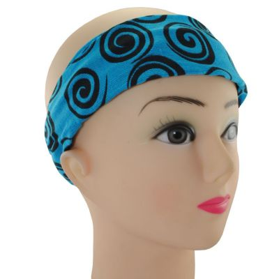 Headband Gulung Pirus