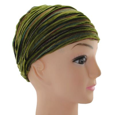Headband Jalan Hijau