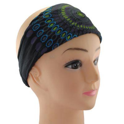 Headband Ruang Hitam