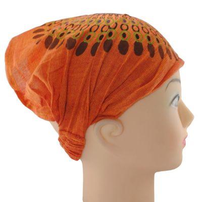 Headband Ruang Jeruk