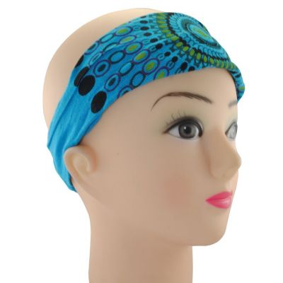 Headband Ruang Pirus
