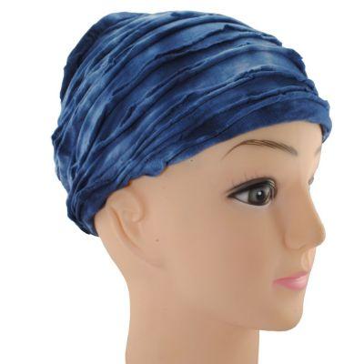 Headband Noda Biru