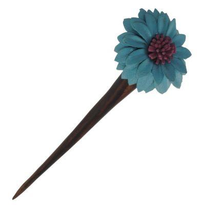 Hairpin Light Blue Aster