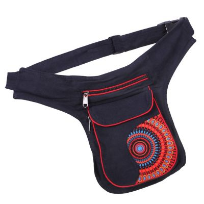 Money belt Japa Red