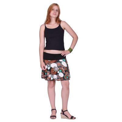 Mini-skirt Lutut Berkilau