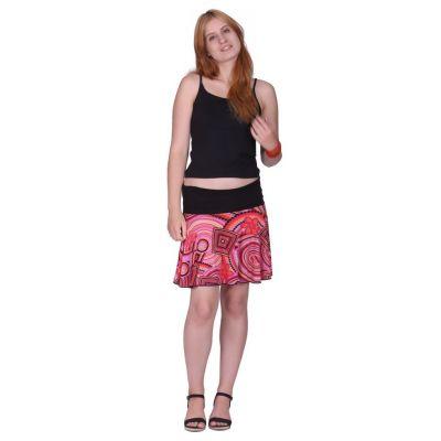 Skirt Lutut Enak