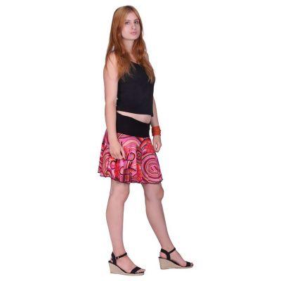 Round mini skirt Lutut Enak Thailand