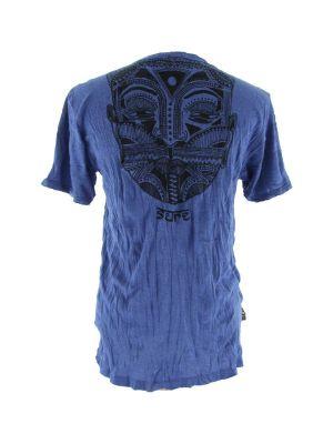 Men's t-shirt Sure Khon Mask Blue