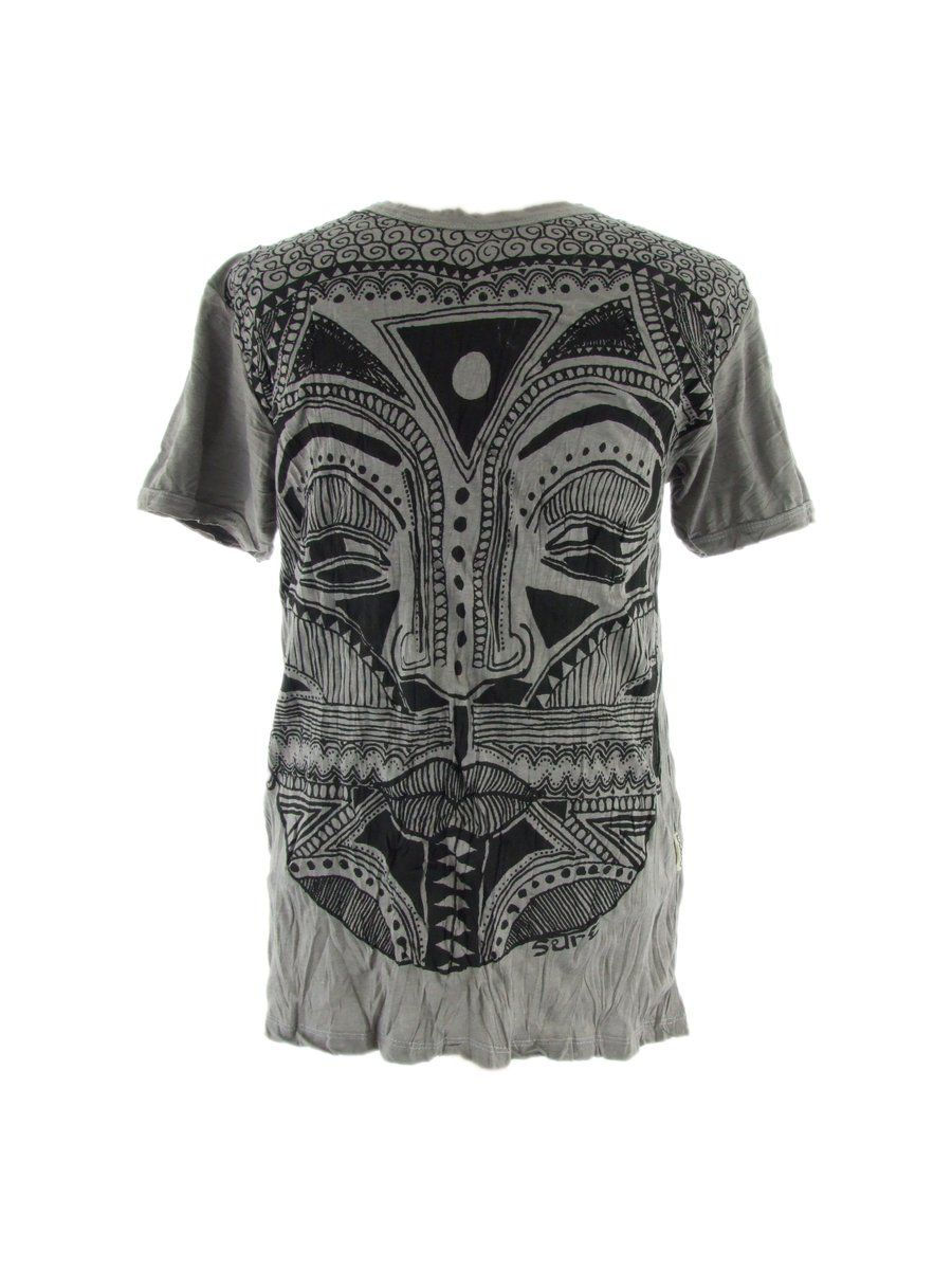 Men's t-shirt Sure Khon Mask Grey