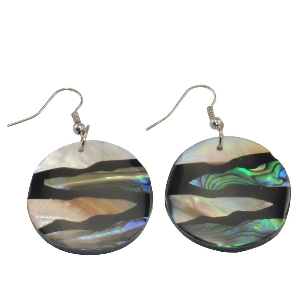 Shell Earrings Dreaming about the sea